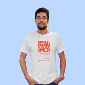 T-shirt Uomo - Logo AISM