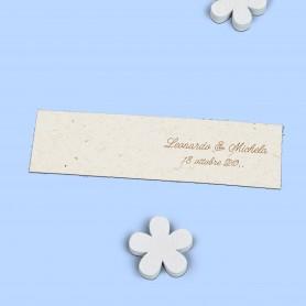 Bigliettino Bomboniere - Linea Vintage