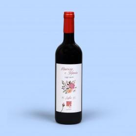 Etichetta Vino Matrimonio