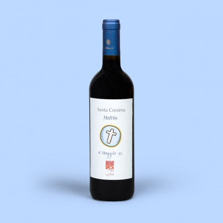 Etichetta Vino Cresima