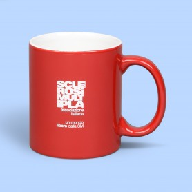 Mug Office Rossa