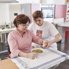 1 Pasto Assistito per due persone presso un Centro Diurno AISM