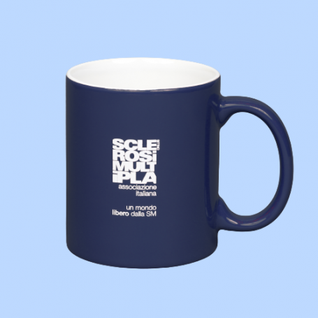 Mug Office Blu