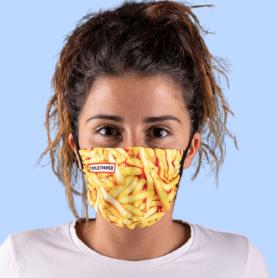 Mascherine Toiletpaper Loves Seletti - Fries
