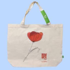 Shopper Ecoline Tulipano