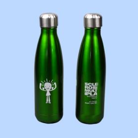 Borraccia Solidale AISM - verde