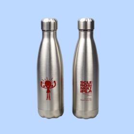 Borraccia Solidale AISM - alluminio