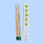 3 matite Sprout AISM - Fiori: Margherita, Girasole, Non ti scordar di me