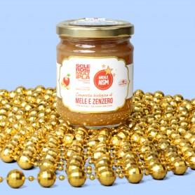 Composta Bio - gusto mele e zenzero