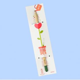 3 matite Sprout AISM - Girasole